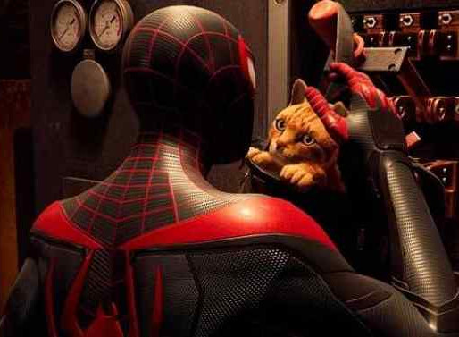 Homem-Aranha: Miles Morales | No jogo, herói terá um gato como ajudante; confira
