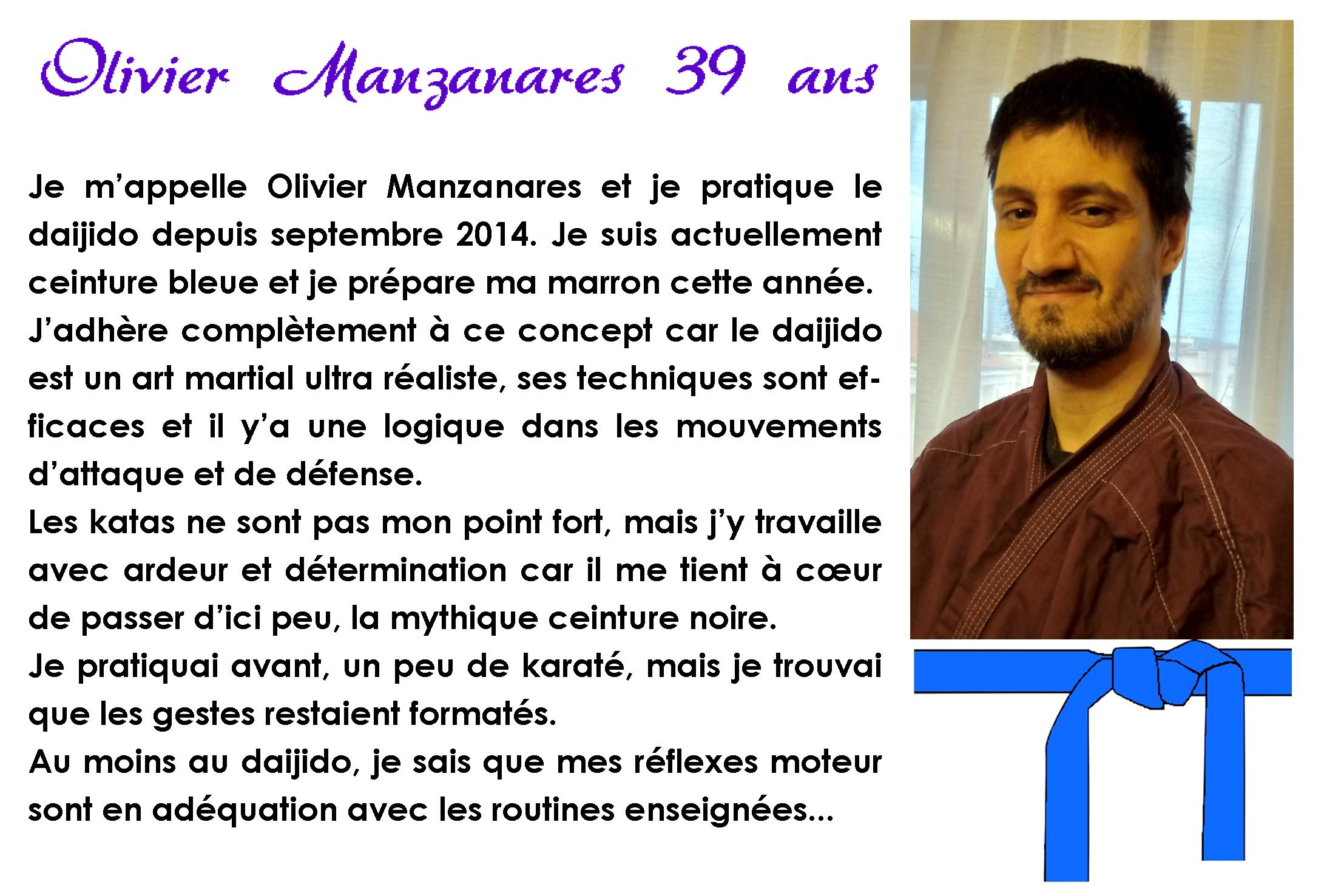 Olivier Manzanares