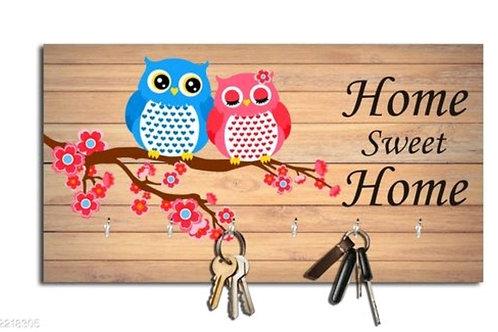 Owl HSH Wall Key Holder