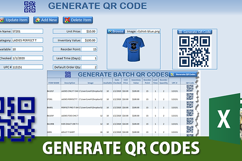 Create & Customize your own QR Codes