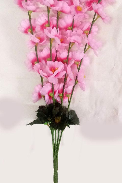 Pink Flower Stick for Large Pots