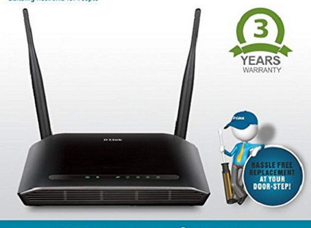 D-Link Wireless-N300 Router