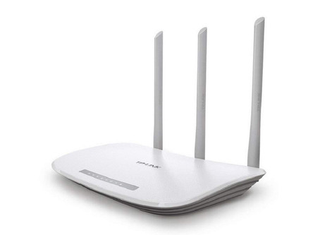 Wireless Router with speed upto 300Mbps