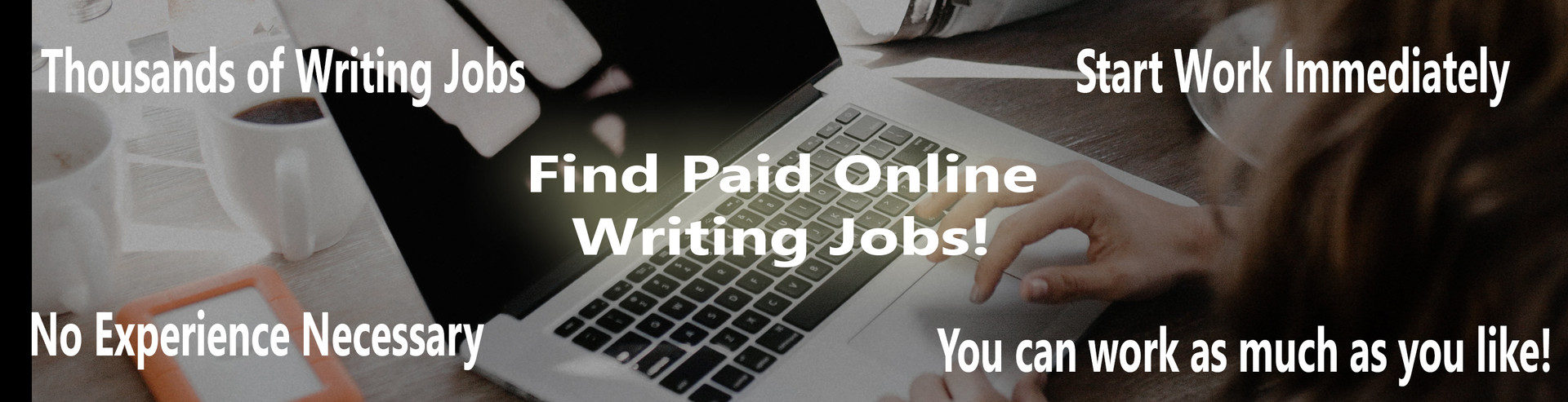 Paid Online Writing Jobs
