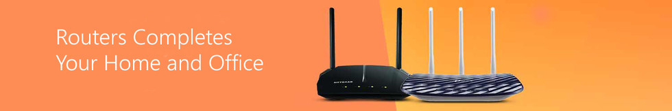 Routers Completes Your Home and Office