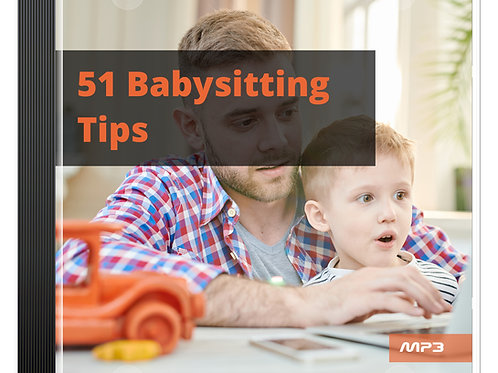 51 Babysitting Tips