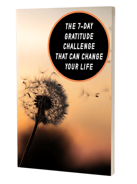 The 7-Day Gratitude Challenge That Can Change Your Life