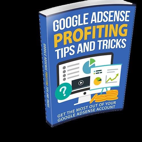 Google AdSense Profiting Tips And Tricks