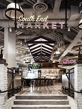 South End Market Food Hall