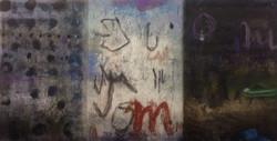 O.T. Mixed Media 100/200 cm