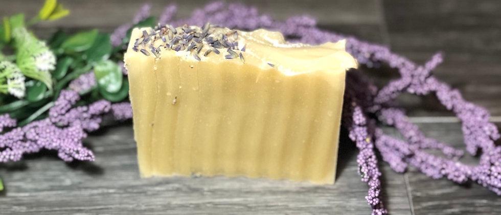 Lavender Cookie Soap