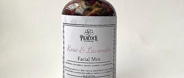 Rose & Lavender Facial Mist