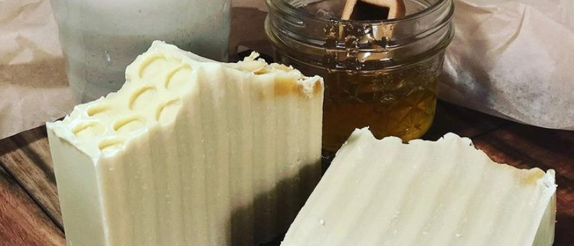 Milk & Honey Goats Milk Soap