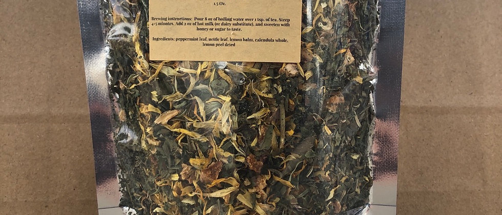 Sunshine Blend loose leaf tea