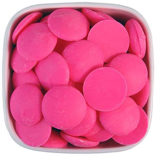 Cobertura rosada (candy melt)