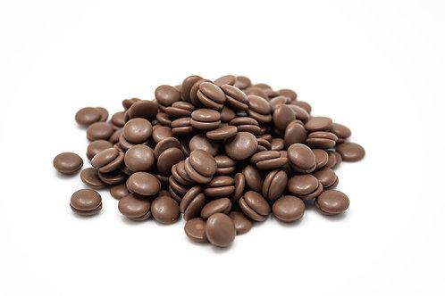 Chocolate con leche 35%