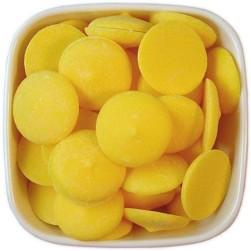 Cobertura amarillo (candy melt)