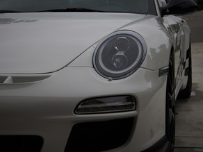 Paint Correction and Permanent Ceramic Coating on a Limited Edition Porsche 911 GT3