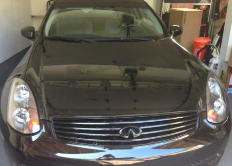 Two Step Paint Correction(Deluxe Exterior) - Before