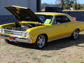 Paint Correction, 2 Year Coating and Putting a Classic 1967 Chevrolet Chevelle in a Car Show