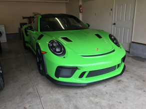 Ceramic Coating on Top of Film, Good or Bad Idea? Here's a Porsche 911 GT3 as an example
