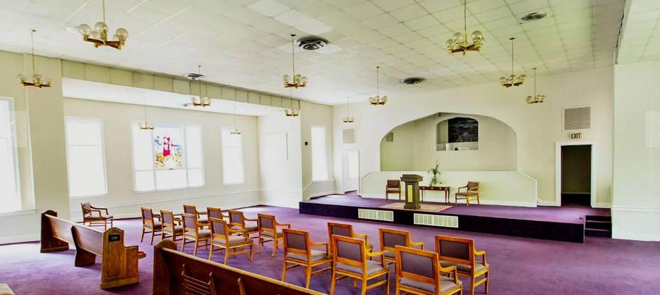 Church Sanctuary Hall