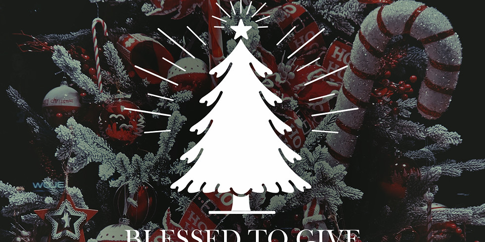 Blessed to Give - Christmas Edition