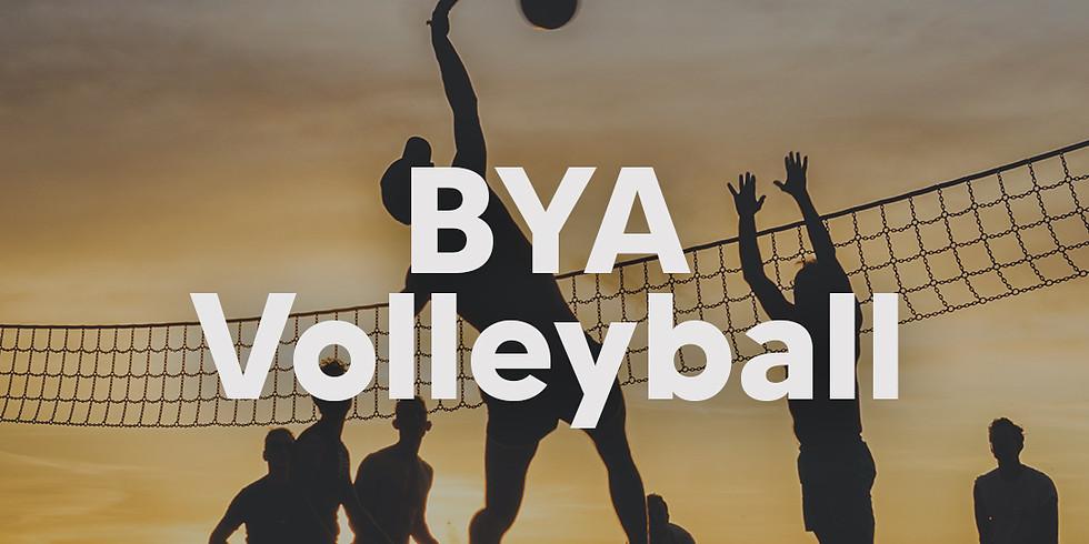 BYA Volleyball