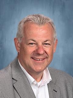 Dan Robinson, M.A., Superintendent