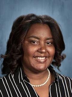 Simone McKinney, M.A., Second Grade