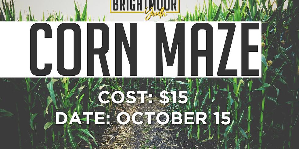 Brightmoor Youth Corn Maze
