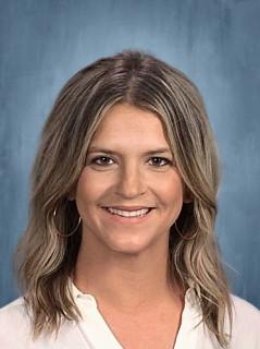 Jennifer Ramos, Elementary Administrative Assistant