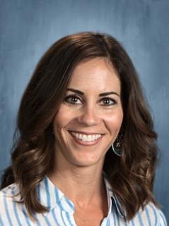 Lindsay Cyr, M.A., Kindergarten Aide
