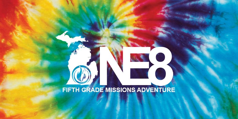 5th Grade Missions Adventure