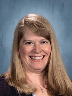 Nancy Mautz, B.A., Administrative Assistant, Curriculum, Instruction, and Assessment, High School Activities Director