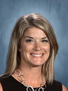 Gina Harris, M.Ed., Third Grade