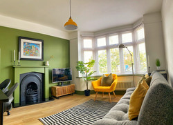 Office/Living Room renovation