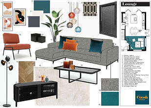 Interior Design Services - Room Plan