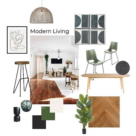Interior Design Consultant - Mood board