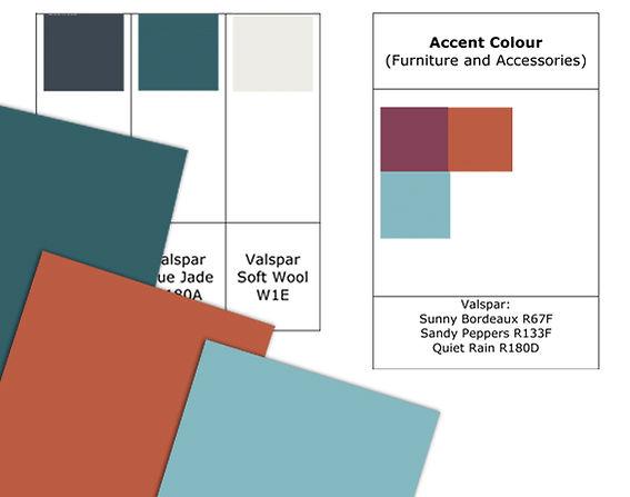 Interior Colour Scheme