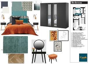 Interior Design Services - Product Board