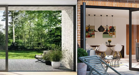 Bifolds or Sliders, that is the question