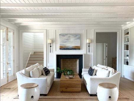 Recreate that Beach Feeling with your Coastal Interiors