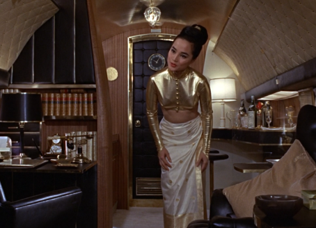 Bond Inspired Interiors: What's your Favourite?