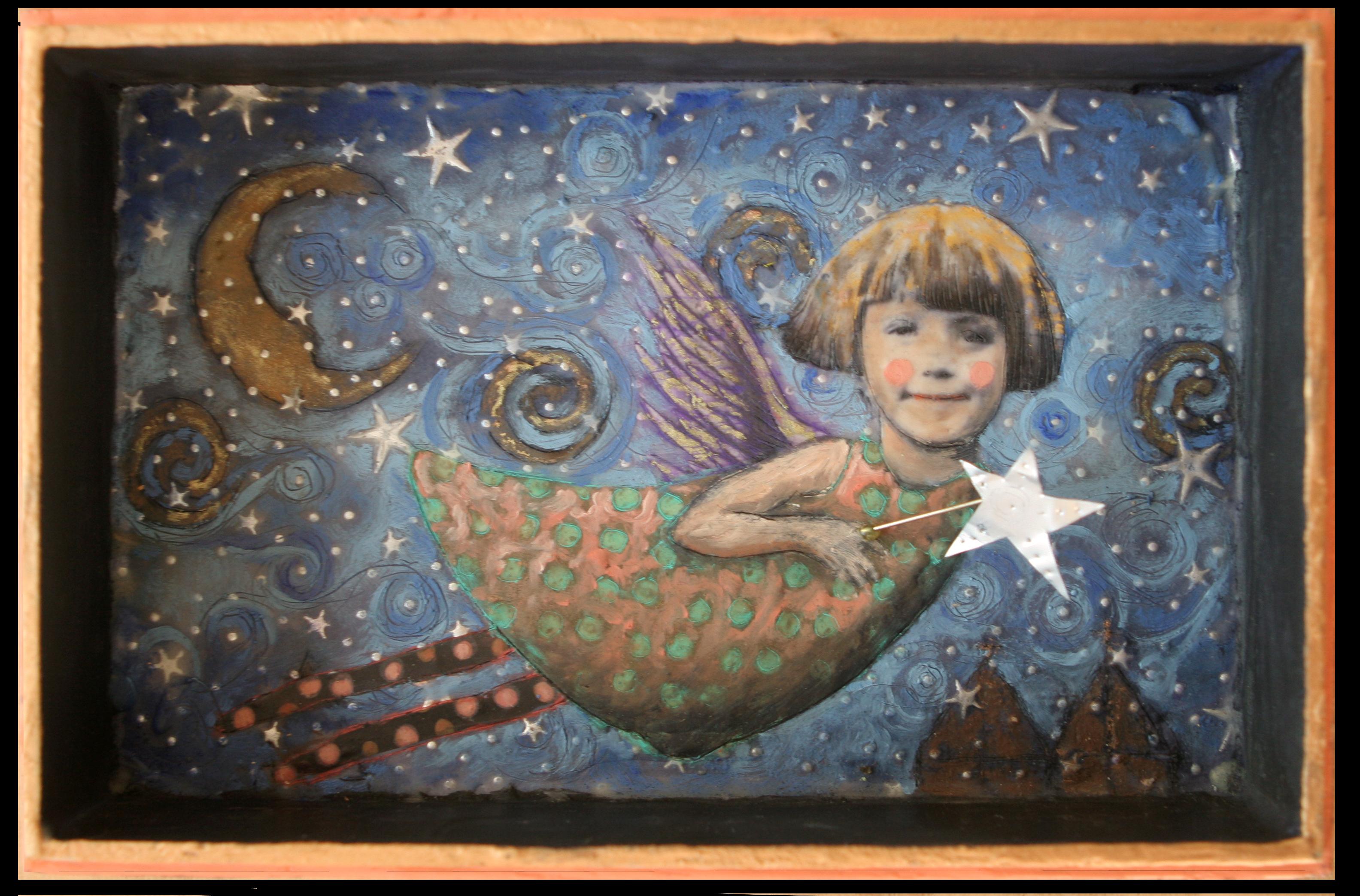 Angel Bep in StarryNight