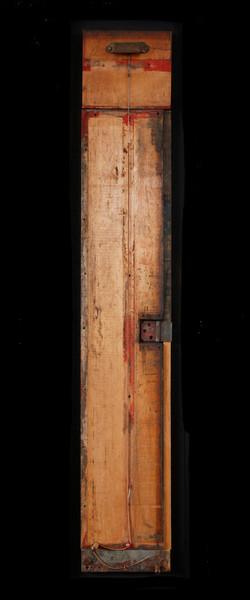 Secret Door with wire