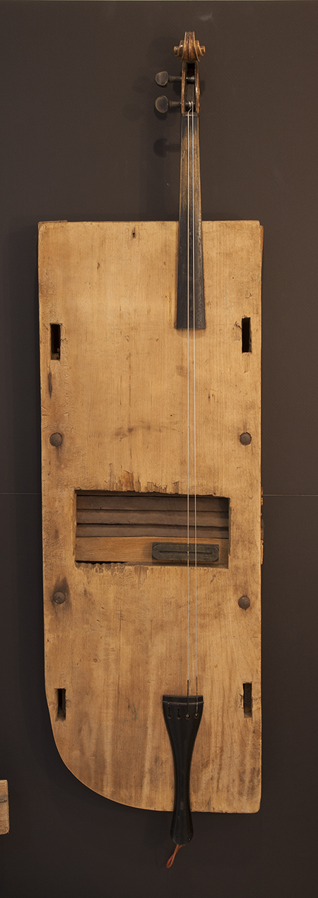 Cello with Grain Vent