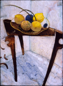 Table with Balls