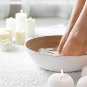 DIY: Foot soak Ritual