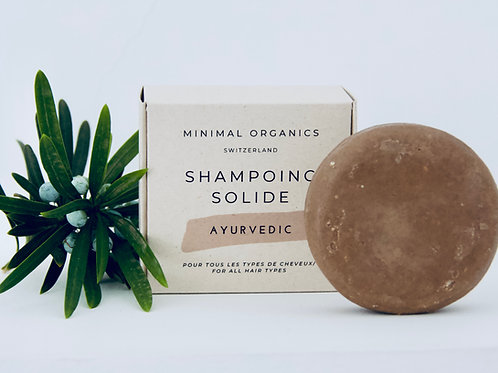 Ayurvedic solid Shampoo for all hair types